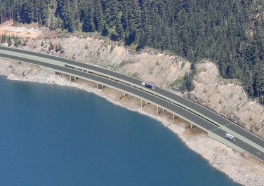 I-90 Avalanche Bridges